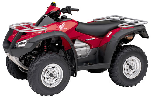 Honda Trx680 Rincon Atv 2006-2010 Service Repair Manual