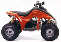 Hyosung Wow 90-100 Atv  Service Repair Manual