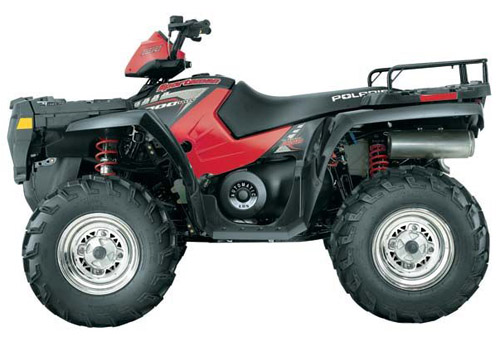 Polaris Sportsman 700-800 Atv 2005 Service Repair Manual