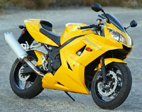 Triumph Daytona 600 2002-2005 Service Repair Manual