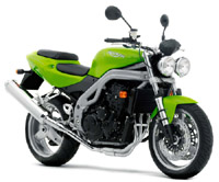 Triumph Daytona Speed Triple 2002-2004 Service Repair Manual