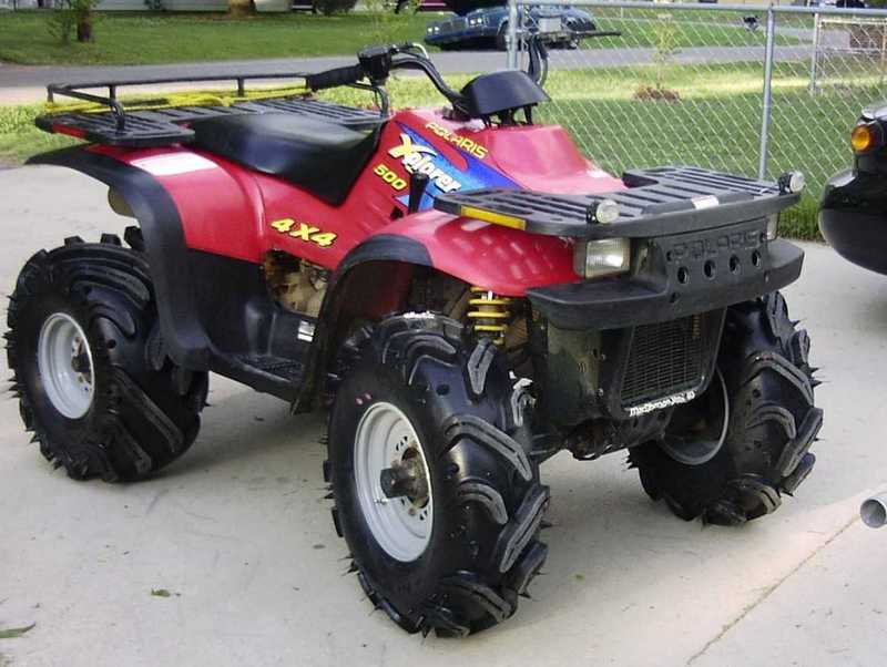 Download Polaris ATV All Models repair manual