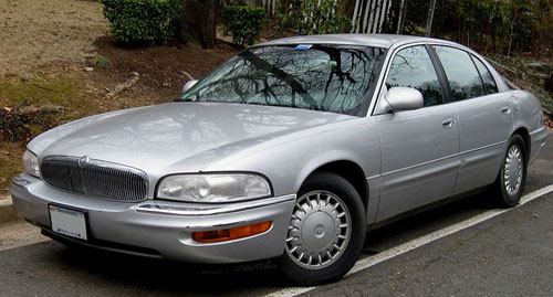 Download Buick Park Avenue repair manual