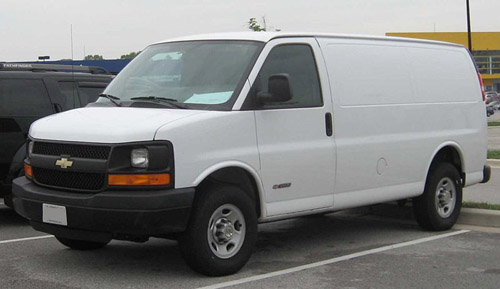 Download Chevrolet Express repair manual