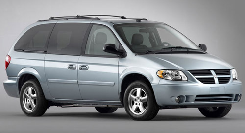 Download Dodge Caravan repair manual