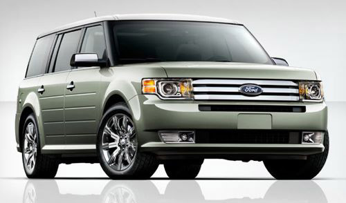 Download Ford Flex repair manual