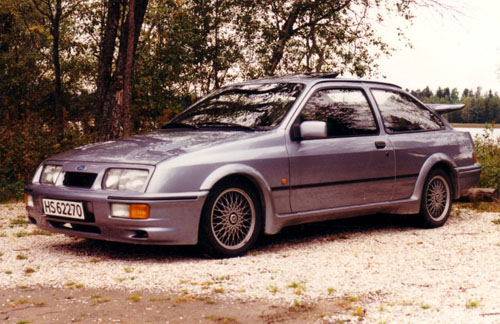 Download Ford Sierra Rs Cosworth repair manual