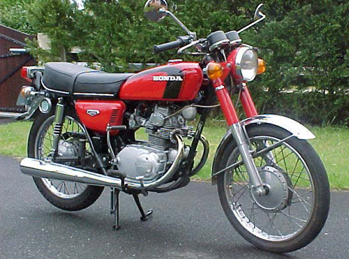 Download Honda Cb100 Cb125 Cl100 Sl100 Cd125 Sl125 repair manual
