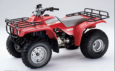 Download Honda Trx300 Atv repair manual