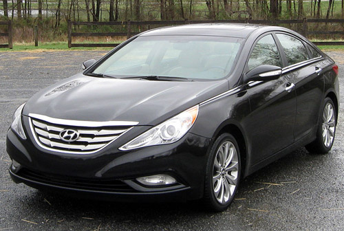 Download Hyundai Sonata Nf repair manual