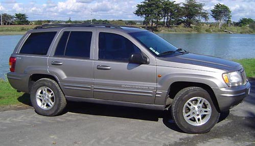 Download Jeep Grand Cherokee Wj repair manual