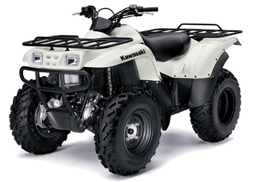Download Kawasaki Kvf-360 Prairie-360 Atv repair manual
