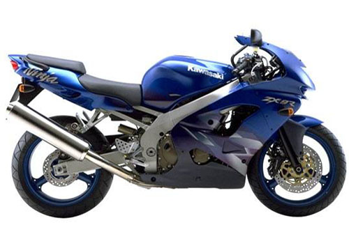 Download Kawasaki Ninja Zx-9r repair manual