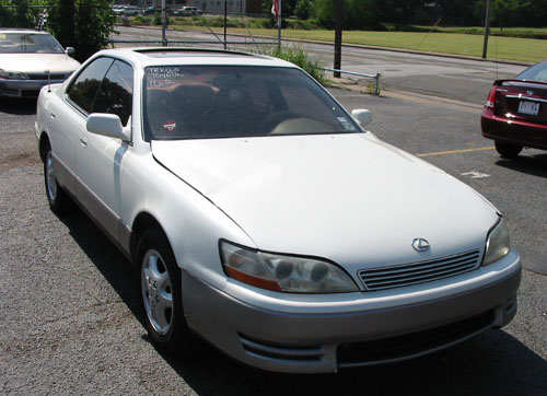 Download Lexus Es-300 repair manual