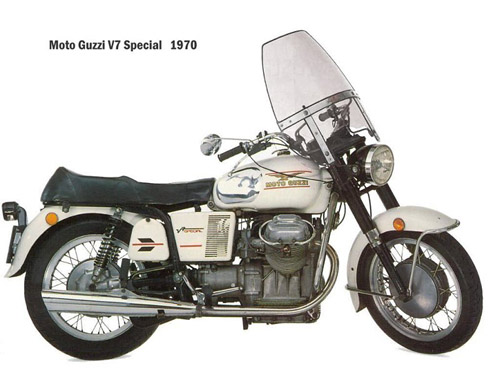 Download Moto Guzzi V7 V750-Ambassador V850-Eldorado repair manual