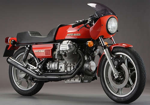 Download Moto Guzzi V 850 Le Mans Italian repair manual