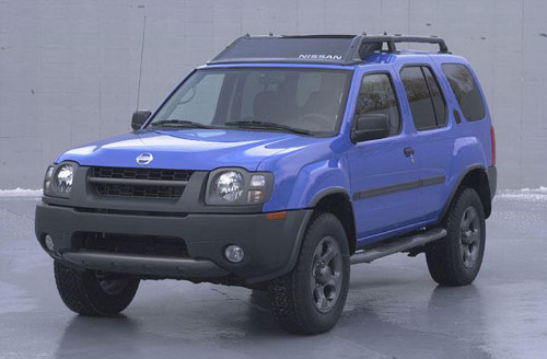 Download Nissan Xterra N50 repair manual