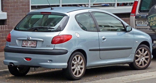 Download Peugeot 206 406 Multi-Language repair manual