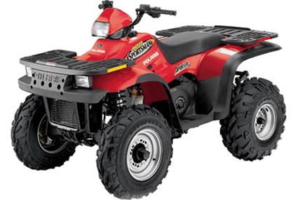 Download Polaris Sportsman 400-500 Atv repair manual