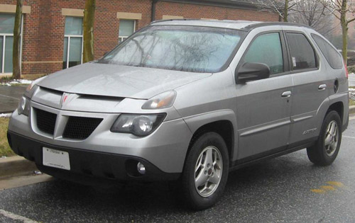 Download Pontiac Aztek repair manual
