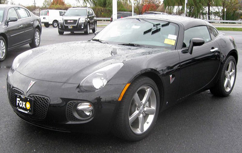 Download Pontiac Solstice repair manual