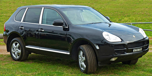Download Porsche Cayenne repair manual