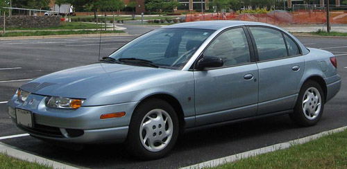 Download Saturn S-Series repair manual