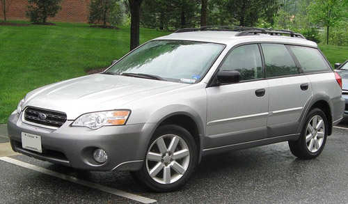 Download Subaru Outback 3 repair manual