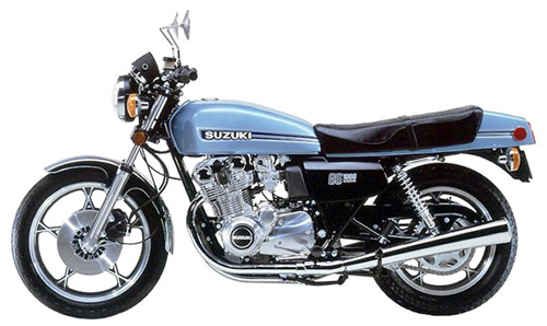 Download Suzuki Gs1000 repair manual