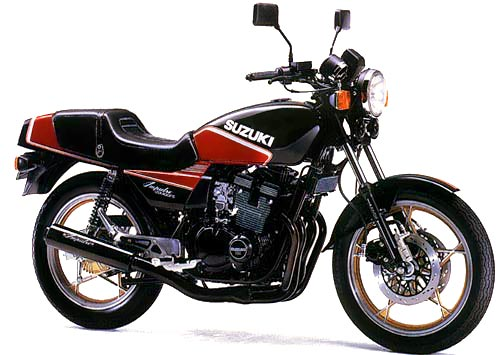 Download Suzuki Gsx-400f repair manual
