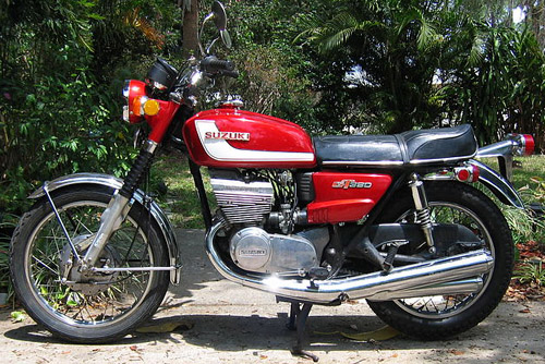 Download Suzuki Gt380 repair manual