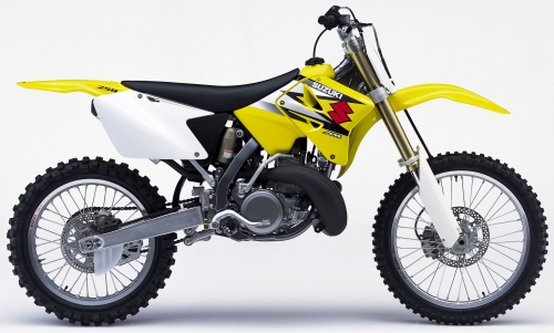 Download Suzuki Rm-250 repair manual