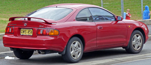 Download Toyota Celica repair manual