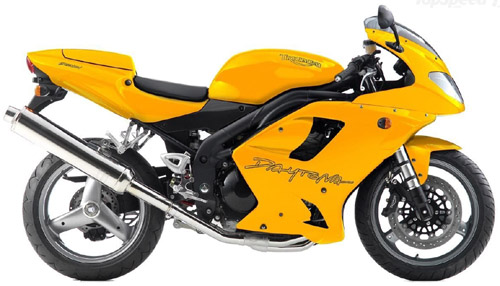 Download Triumph Daytona 955i repair manual