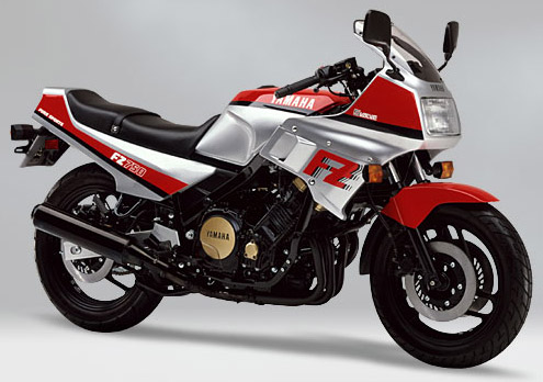 Download Yamaha Fz750 German repair manual