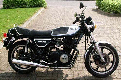 Download Yamaha Xs750 repair manual